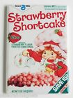 Strawberry Shortcake Cereal Box FRIDGE MAGNET (2.5 x 3.5 inches) cartoon 80's