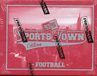 3 BOX LOT 2012 PRESS PASS SPORTS TOWN FOOTBALL HOBBY