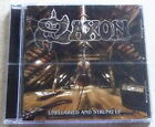 SAXON Unplugged And Strung Up GERMANY Cat# UDR 0280 CD