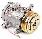 BRAND NEW GENUINE OEM SANDEN AC COMPRESSOR  A C CLUTCH FOR CHEVY GEO SUZUI