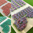 S P Mixed Garden Flowers Model Scenery Railway Dolls House Static Grass Tufts
