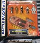 Star Wars Micro Machines Action Fleet Cantina Encounter Battle Pack by Galoob