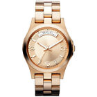Brand New Marc by Marc Jacobs Women Large 40mm Rose Gold Baby Dave Watch MBM3232