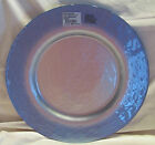 Silver Glass Charger Style 34cm Plate / Platter - 9 Available