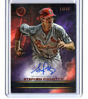 STEPHEN PISCOTTY 2016 TOPPS LEGACIES AUTOGRAPH ROOKIE RED # 50 AUTO CARDINALS