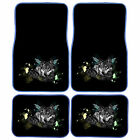 Uaa Protector Wild Wolf Pack Universal Seat Cover Carpet Mat Combo Set