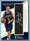 JASON KIDD 2014 15 PANINI IMMACULATE STATISICAL STANDOUT AUTOGRAPH AUTO 49