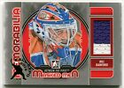 2012-13 ITG Between the Pipes Masked Men BILL RANFORD Game Used Patch Expo 1 1