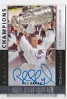 Rob Blake 2014-15 Upper Deck Premier Signature Champions Auto 76 99 Kings Avs