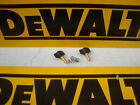 PAIR OF DEWALT FENCE SCREWS & SPRINGS TO FIT ROUTERS & PLANERS 326573-01