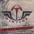 Liberty Manifesto by Airtime (CD, Dec-2007, Escape (UK))