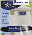 Weight Watchers Digital Glass Scales By Conair