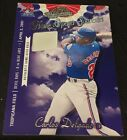 Carlos Delgado Cards, Rookie Card and Autographed Memorabilia Guide 4