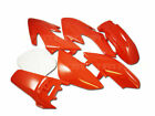 Plastic Fender Fairing Kit Honda XR50 CRF50 SDG SSR 107 125 Dirt Pit Bike RED