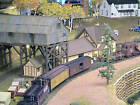 RGS OPHIR DEPOT HO Model Railroad Structure Craftsman Wood Kit CM31156