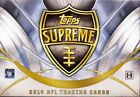 2014 Topps Supreme Football NFL Factory Sealed Hobby Exclusive Box