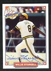 WILLIE STARGELL 1993 NABISCO ALL-STAR .CERTIFIED AUTOGRAPH COA