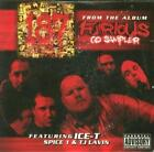 187: From The Album Furious CD Sampler PROMO Music CD Ice-T, Spice 1 w/ Artwork