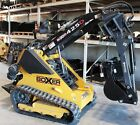 ASV Mini Skid Steer RC 30PT 30 Backhoe Attachmentw SwingDigs 5by Bradco