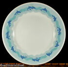 CORELLE DOLPHINS OCEAN DANCE -- (4) DINNER PLATES PLATE SET -- Low COMBO Ship!