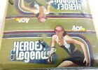 HEROES & LEGENDS ACE AUTHENTIC CARD BOX New Sealed AUTOGRAPHED CARD INSIDE