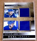 Martin St. Louis Cards, Rookie Cards and Autographed Memorabilia Guide 8
