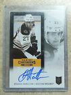 2013-14 Panini Contenders Hockey Rookie Ticket Autograph Variations Guide 93
