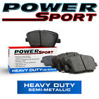 For 1976 Jeep CJ5 PowerSport Front Super Duty Brake Pads