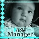 The Ages & Stages Questionnaires Manager Album by Carnahan Sharon Katz Robin