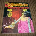 FAMOUS MONSTERS OF FILMLAND December 1974 Issue No 112 Very Good Condition