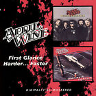 First Glance/Harder...Faster [Remaster] by April Wine (CD, Jul-2007, Beat...