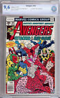 Avengers Comic #161 CGC CBCS 9.6 Ant-Man Ultron Appearance High Grade NM+ WP