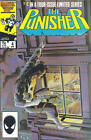 Marvel Punisher Limited Mini-Series Comic Book 1986 #4 Mike Zeck Cover 9.0 VF/NM