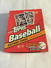 1993 TOPPS Series 2 unopened BASEBALL RACK PACK BOX, possible Piazza prospect