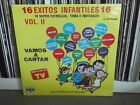 V.A VAMOS A CANTAR 15 Exitos infantiles   | CHABELO, HELLO KITY | LP SEALED NEW