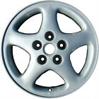 OEM Recon 16X65 Alloy Wheel Sparkle Silver Painted With Lip Cut 560 6014