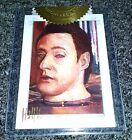 2016 Rittenhouse Star Trek The Next Generation Portfolio Prints Series 2 Trading Cards 20