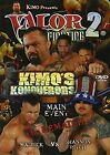 Valor Fighting Vol 2: Kimo's Konquerors On DVD Brand New D99