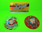 Bally GILLIGANS ISLAND Original NOS Pinall Machine Plastic Keychains Lot Of (3)