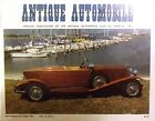 ANTIQUE AUTOMOBILE SEP-OCT 1987 1933 PIERCE-ARROW BROCKWAY MOTOR TRUCKS