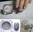 15g Nail Art Rainbow Holographic Glitter Powder Dust Laser Pigment Manicure