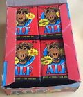 1987 Topps ALF SERIES 2 Trading Cards WAX BOX 48 Sealed Packs