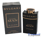 BVLGARI MAN IN BLACK 3.4 /3.3OZ EDP SPRAY FOR MEN NEW IN A BOX BY BVLGARI