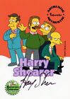 SIMPSONS 10TH ANNIVERSARY A1 HARRY SHEARER AUTOGRAPH CARD