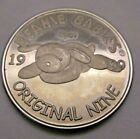 Vintage Beanie Babies TY Official Club 1999 Token SPOT Original Nine Trade Coin