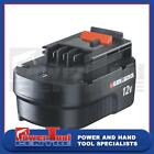 Genuine Black And Decker A12 12v Battery Fits PF128 PS12 CP121K PF126 HP126F2