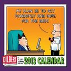 Dilbert 2013 Mini Wall Calendar: My plan is to act randomly and hope for the bes