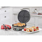 New Cuisinart 4 Slice Belgian Waffle Maker Stainless Steel Nonstick with Recipe