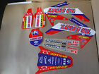 TEAM HONDA LUCAS OIL GRAPHICS CRF250R 2004 2005 2006 2007 08 09