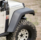 Omix Ada 1160922 Black Front Right Fender Flare for Jeep Wrangler
